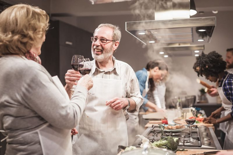 Cooking classes Sardinia Is Cheas Food Experience